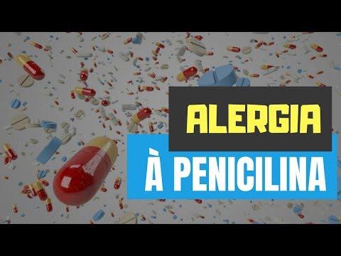 derivados de la penicilina + alergia