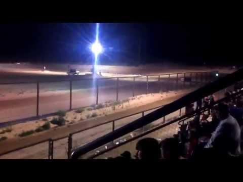 Roadrunner Speedway IMCA Hobby Stocks 6-1-13