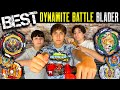 Beyblade Burst Dynamite Battle Set Tournament!! Beyblade Episode