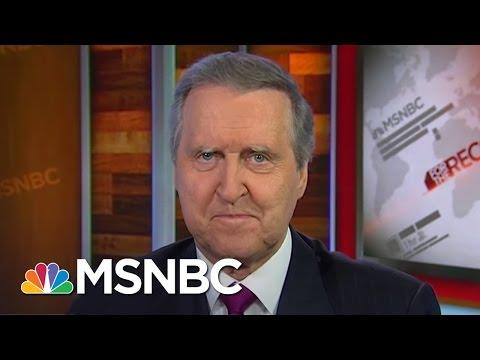 Ex-Defense Secretary: Rex Tillerson's Russia Talks 'Successful'   For The Record   MSNBC