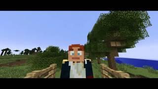 Doktor Proktors tidsbadekar - Minecraft-trailer