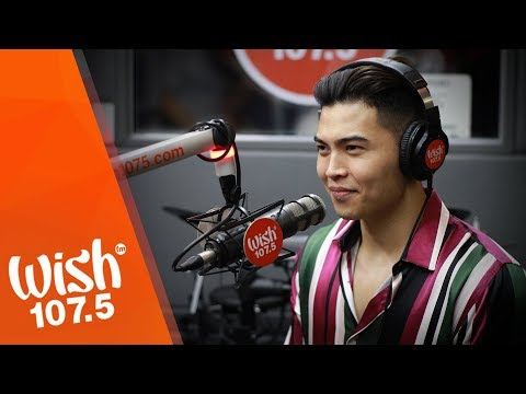 Daryl Ong performs Don't Know What To Do LIVE on Wish 107.