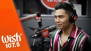 Download lagu Daryl Ong performs Don t Know What To Do LIVE on Wish 107 5 Bus