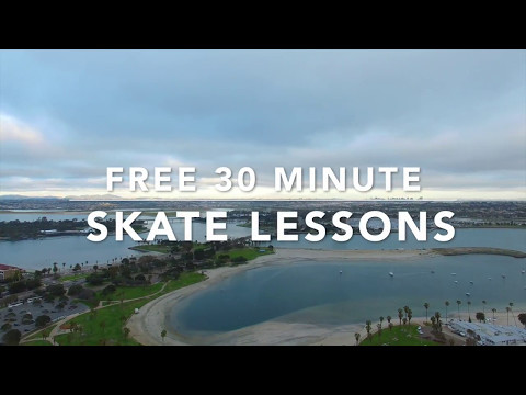 Free Skateboard Lessons in San Diego