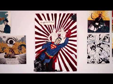 Lucas Zwirner on Marcel Dzama and Raymond Pettibon Collaborative Show at David Zwirner