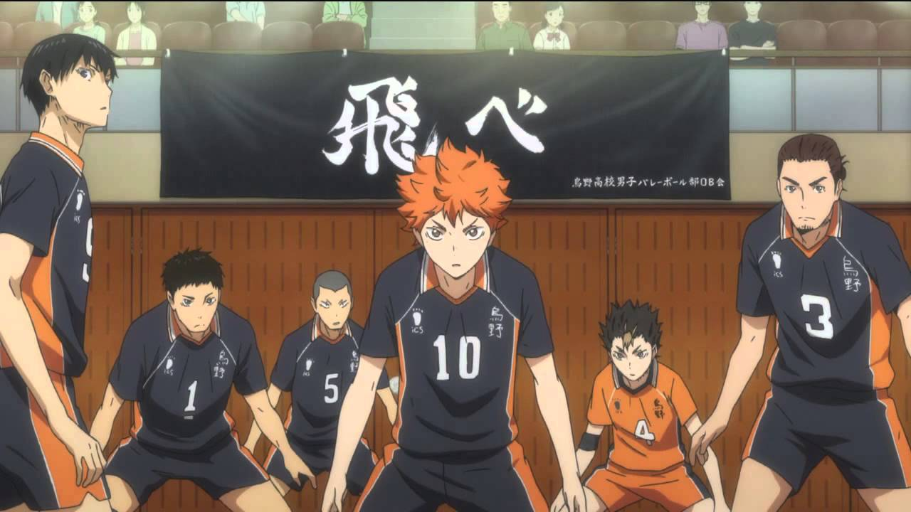 Fall Out Boy Laptop Wallpaper Haikyuu Amv The Phoenix Fall Out Boy Youtube
