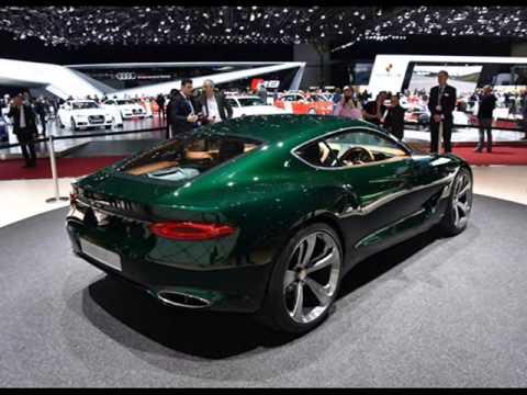 All New 2015 Bentley Exp 10 Speed 6 Concept 2015 Geneva Motor Show