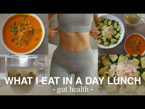What I Eat For Lunch - Gut Health | Mona Vand