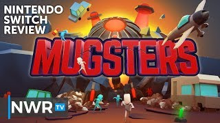 Mugsters (Switch) Review (Video Game Video Review)