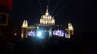 Скачать Gorky Park 5 09 2015 Moscow We Will Rock You Queen Back In Black AC DC