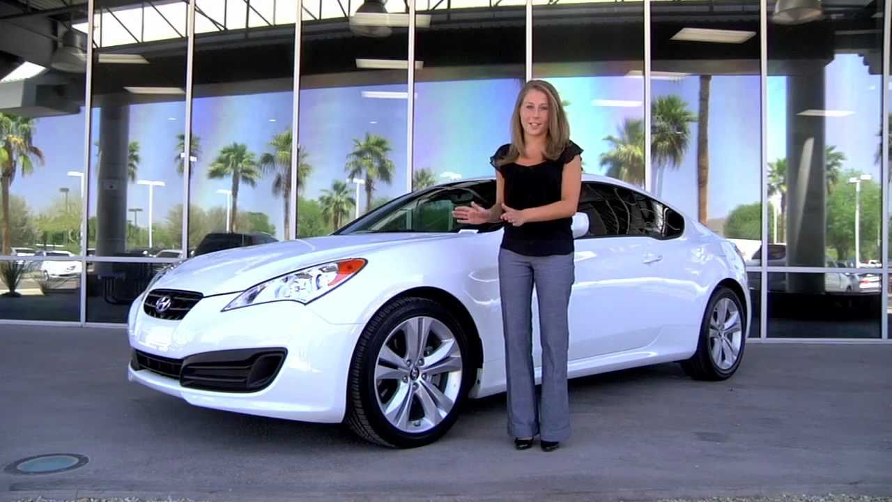 Great 2011 Hyundai Genesis Coupe Review  Hyundai Of Tempe   YouTube
