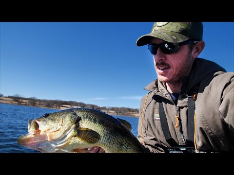 Growing Big Bass | Ranch Lake Fishing