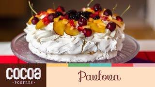 Como hacer Pavlova  Cocoa Postres