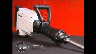 Отбойный молоток Интерскол М-25 (Видео обзор)