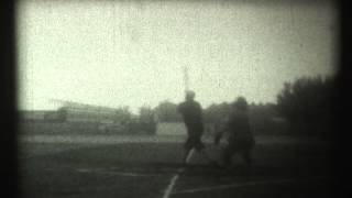 Rare 1927 film footage of Babe Ruth, Lou Gehrig and Japanese American Baseball All-Stars