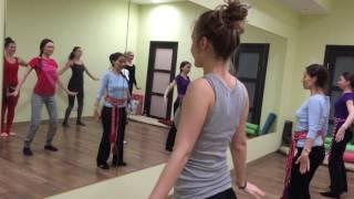 Танец. Обучение. Импровизация