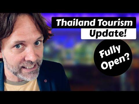 Thailand Tourism Update 🇹🇭 VACCINES?!? 🇹🇭 Bangkok News