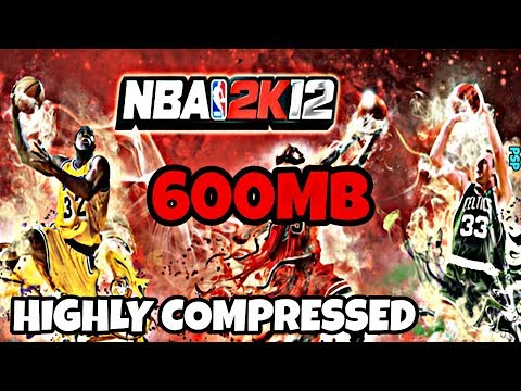 [600MB]NBA 2K12 FOR PPSSPP HIGHLY COMPRESSED VERSION WITH DIRECT DOWNLOAD LINK