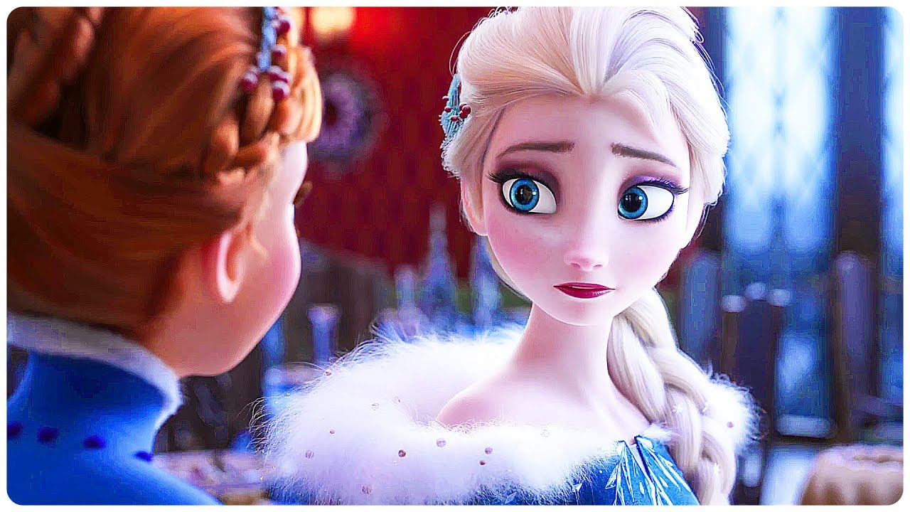 olaf's frozen adventure trailer (2017) disney pixar animated movie