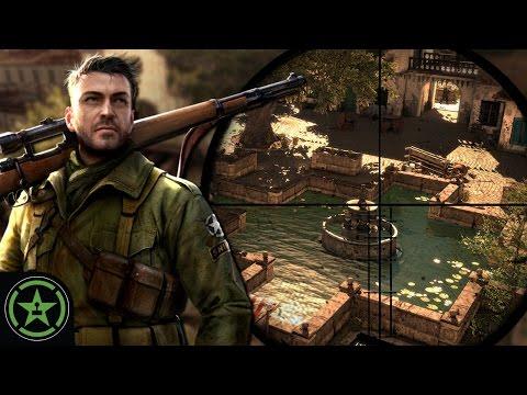 Let's Play - Sniper Elite 4 - Deathmatch
