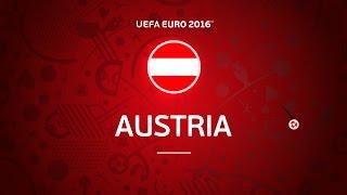 Austria at UEFA EURO 2016 in 30 seconds
