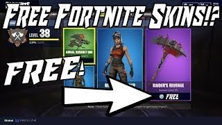 How To Get Free Fortnite Account (free-gg) *EASY*With proof