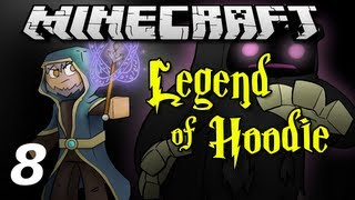 "Minecraft Legend of Hoodie E08 ""Summon Rift"" (Silly Role-play)"