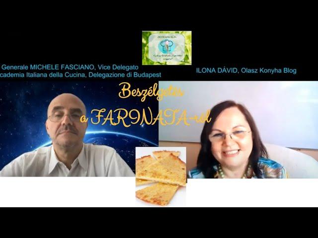 Coversazione sulla FARINATA / Beszélgetés a FARINATÁRÓL