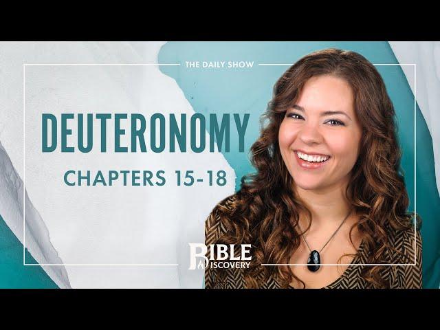 The Passover | Deuteronomy 15-18