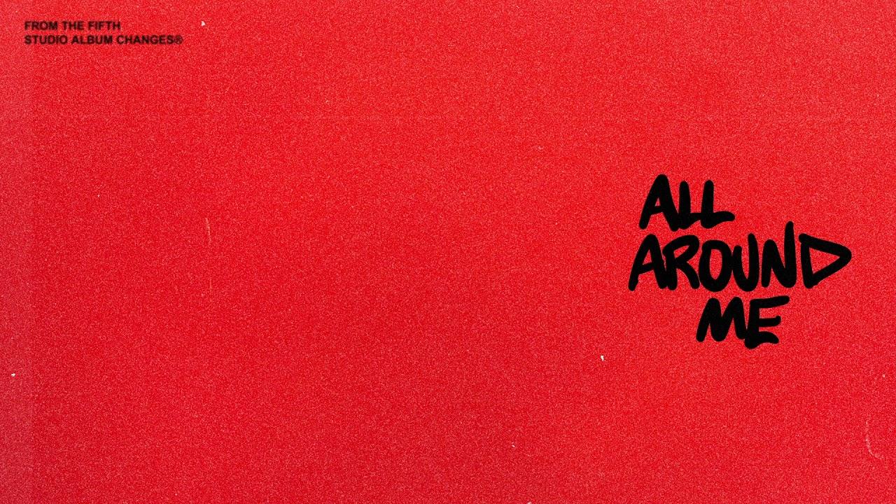 Arti Lirik dan Terjemahan Justin Bieber - All Around Me