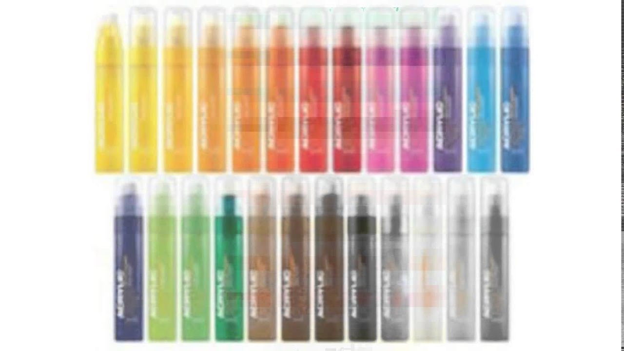 Michaels Acrylic Paint Pens