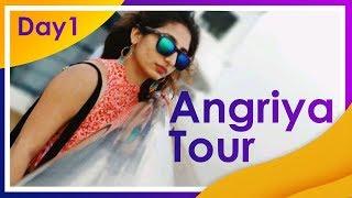 *Goa Angriya* cruise tour Day 1 | Mumbai to Goa | Cruise Interior