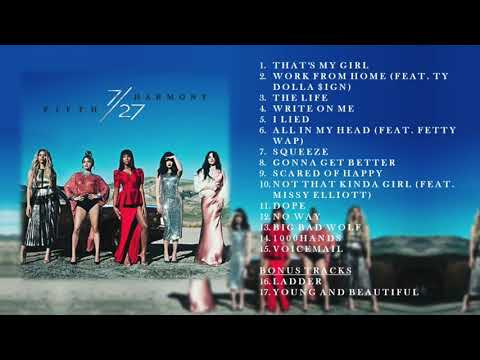 Fifth Harmony - 7/27 (Deluxe) FULL ALBUM + BONUS TRACKS