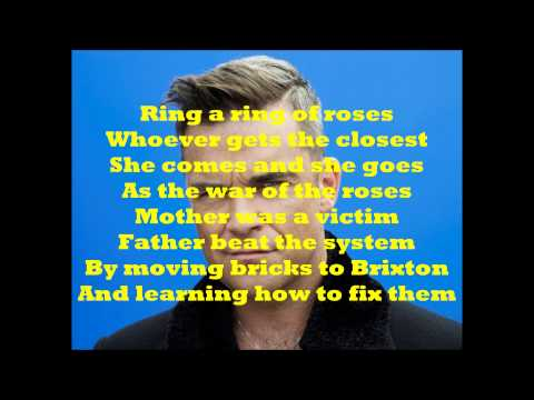 Robbie Williams - Candy -Lyrics-