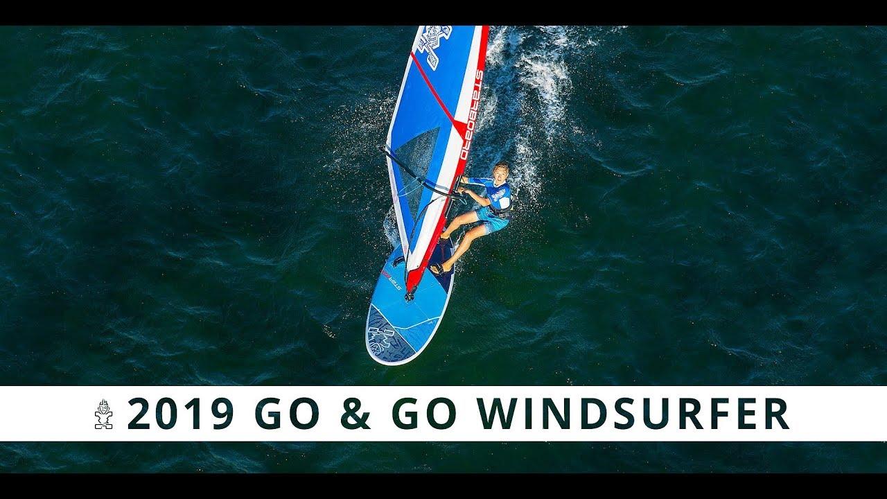 Product – GO & GO Windsurfer | Starboard Windsurfing