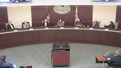 City Council Special Meeting-City Manager Search March, 12 2019