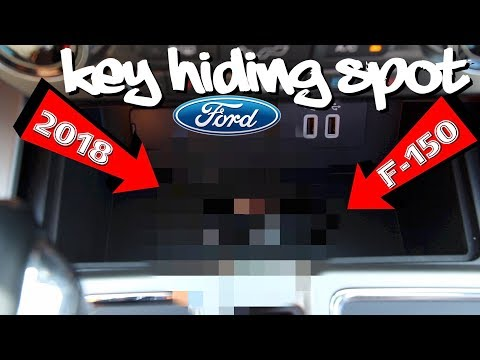 Have you seen this Hidden Feature? 2016-2018 Ford F-150 XLT & Lariat | Review