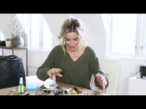 What's in my Bag? Camilla Pihl