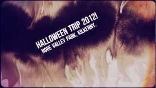 DIT Camping Soc Halloween Trip 2012 Nore Valley Kilkenny