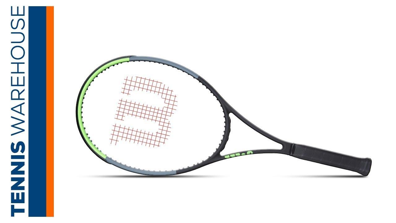 Wilson Blade 98 18x20 (v 7) Tennis Racquet Review