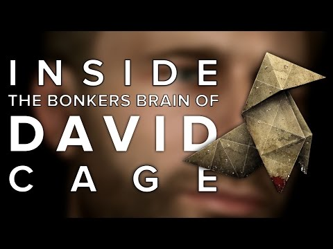 Inside the bonkers brain of David Cage