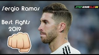 Sergio Ramos ⚽ Best Fights & Angry Moments 2019 ⚽ HD #SergioRamos