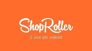 E-poe loomine - Kuidas kujundada esilehte ShopRoller keskkonnas(E-poe loomine - Kuidas kujundada esilehte ShopRoller keskkonnas. http://www.shoproller.ee., 2014-02-13T09:49:09.000Z)
