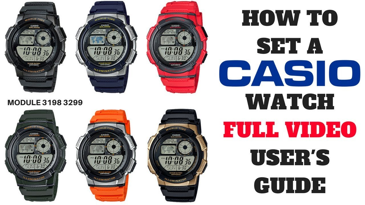 W-214h-1avef | casio collection | timepieces | products | casio.