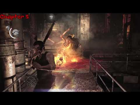 The Evil Within Akumu Playthrough Guide Part 1 (Ch.1-6) Hardest sections