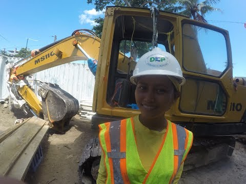 FILIPINO WOMEN CONSTRUCTION WORKERS AND HEAVY EQUIPMENT RENTALS IN THE PHILIPPINES