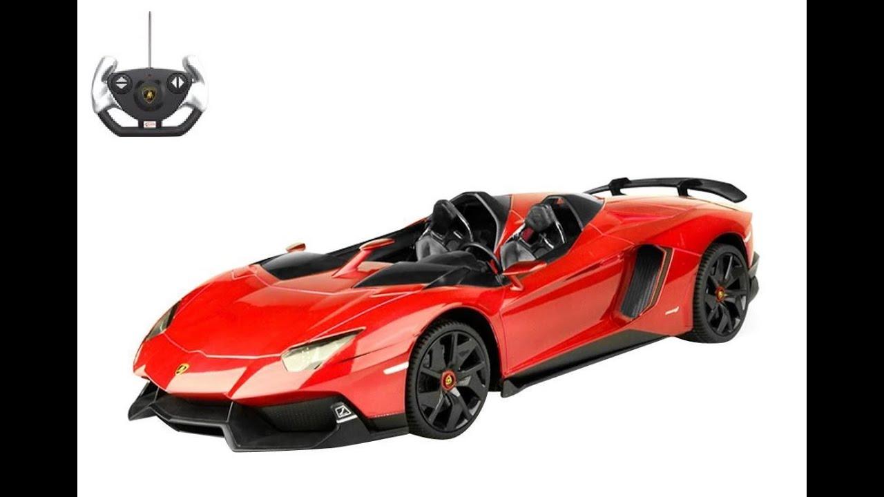 remote control cars lamborghini cars toys for kids