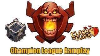 Clash of clans - Master League vs Bonbee Canada