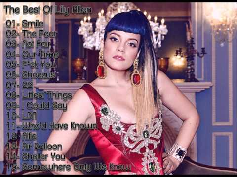 The Best Of Lily Allen