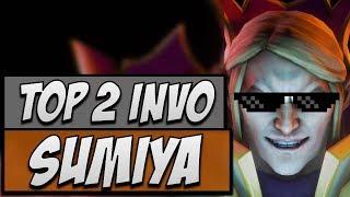 Dota 2 Gameplay - Sumiya Invoker with Feeder Teammates Gameplay | Dota 2 2017 thumbnail